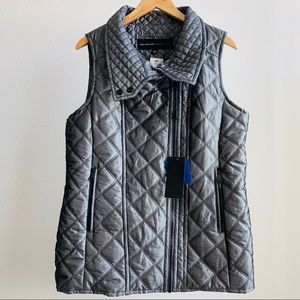 MARC NEW YORK  ANDREW MARC QUILTED VEST  Size L